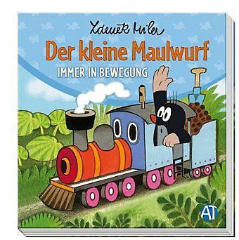 Der kleine Maulwurf - Immer in Bewegung Buch kaufen | Jokers.de