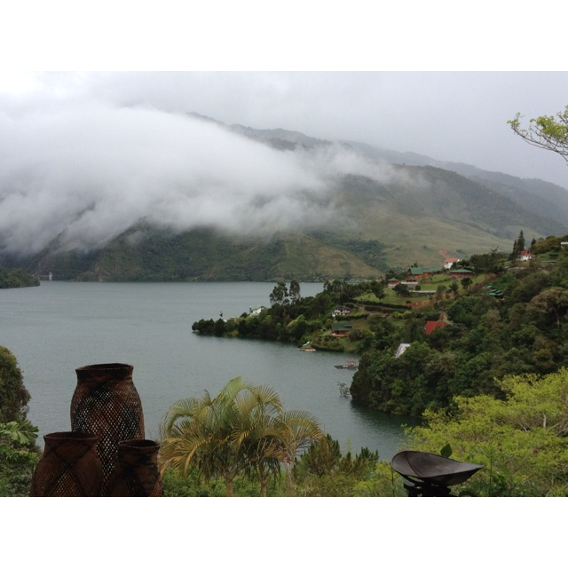 Lago Calima I just love this place