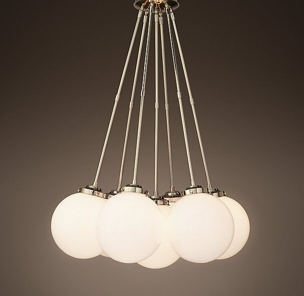 house lighting fixtures. rhu0027s parisian architectural milk glass poste cluster pendantpaying tribute to the vintage fixtures of century our pendantu0027s house lighting