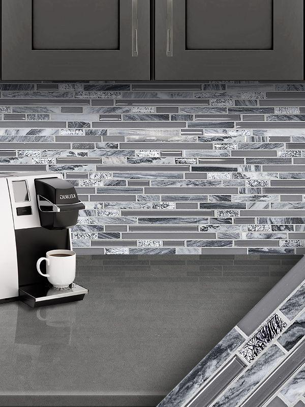 Metal Backsplash Tile Modern Look Stainless Steel Backsplash Com Glass Backsplash Kitchen Marble Backsplash Kitchen Glass Backsplash