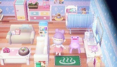 Acnl Kinderzimmer Mädchen