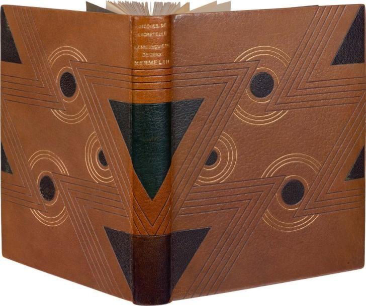 lacretelle jacques de la vie inqui te de jean hermelin paris mile paul fr res 1926. Black Bedroom Furniture Sets. Home Design Ideas