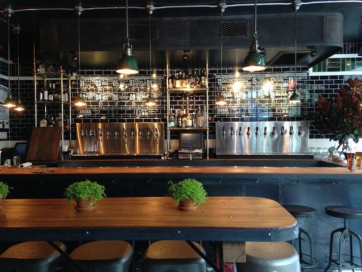58 Best Images About Bar Design On Pinterest Restaurant