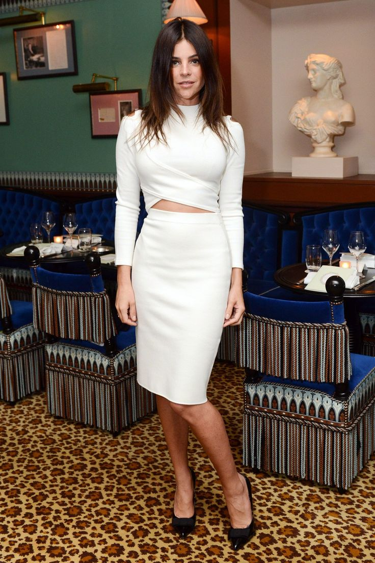 Julia Restoin Roitfeld - Romy and the Bunnies dinner, New York – October 22 2014