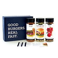 Good Burgers. Real Fast.™