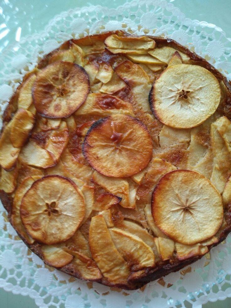 La mia torta di mele insolita!!!!