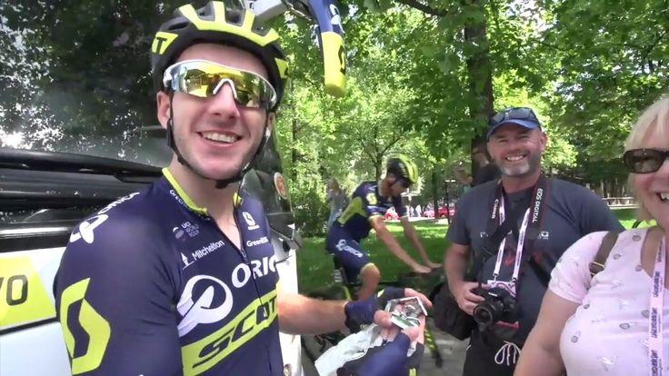 2017 Giro d'Italia - Stage 17 Pre Race
