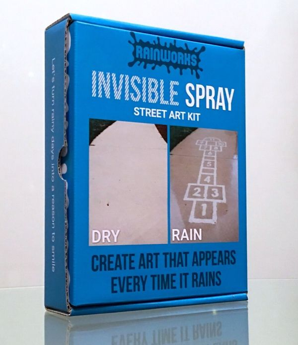 how to make rainworks spray