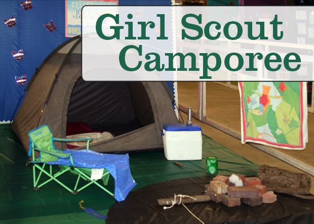 Nine Camporee Ideas from Girl Scout Leaders - MakingFriends.com