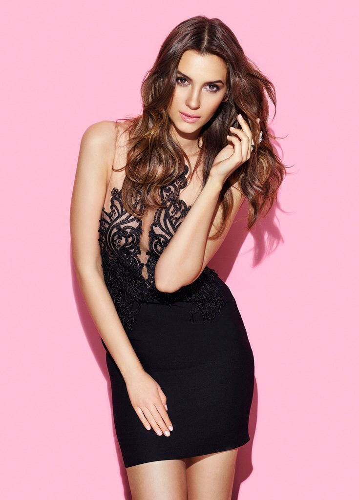 Leyla lydia Tuğutlu - Turkish Model