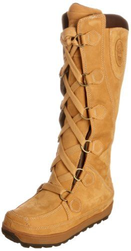"Timberland Women's Mukluk 16"" Waterproof Boots: Amazon.co.uk: Shoes & Accessories"