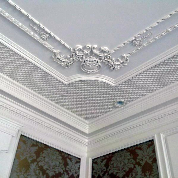Top 70 Best Crown Molding Ideas Ceiling Interior Designs Ceiling Crown Molding Interior Ceiling Design Crown Molding Modern