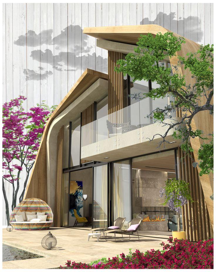 #sustainable #social_design #green #villa #gokhanavcioglu #gadarchitecture #Antalya #Turkey #interiors #archilovers #wayoflife #landscapedesign #interiordesign #unusualhome
