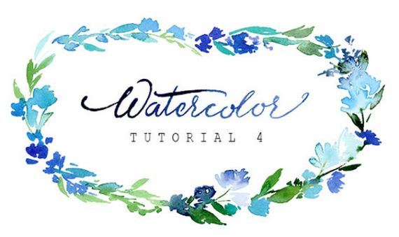 Watercolor Tutorial Part 4 – Layering - The Alison Show
