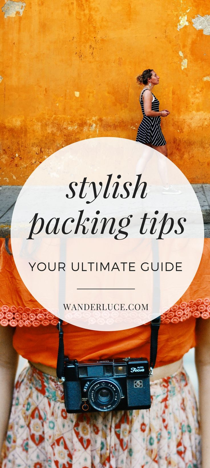 Struggling with over-packing, under-packing or just plain mis-packing? This guide will help you become a seriously stylish packing aficionado!