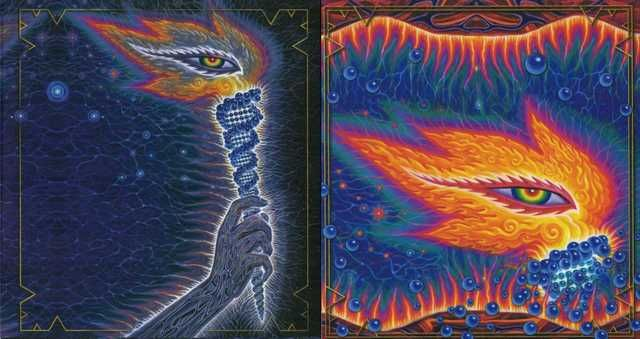 Tool Fear Inoculum Wallpapers Scans In 2019 Tool Band
