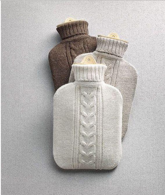 Reutiliza un jersey para cubrir tus botas de agua #upcycling #jersey #sweater #idea