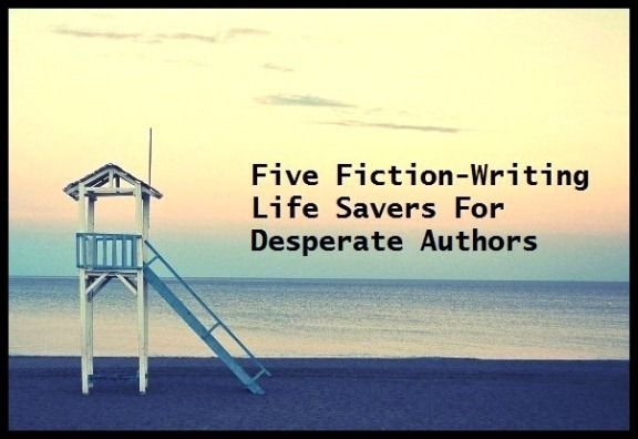 Don't Abandon Your Broken Book – Five Life Savers For Desperate Authors - Writers Write