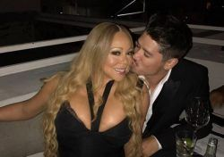 "nice Bryan Tanaka Spending Mariah Carey's Money ""Out Of Control""?"
