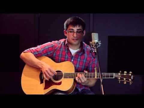 ▶ Cornerstone - Jason Waller (Acoustic Cover) - YouTube