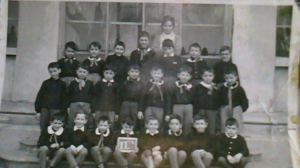 da Mino Moro - classe II elementare 1951 (io, Paolo Teruzzi, in realtà sono del 1952)