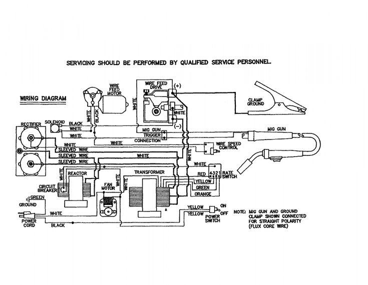 12+ Chicago Electric Arc Welder 140 Wiring Diagram