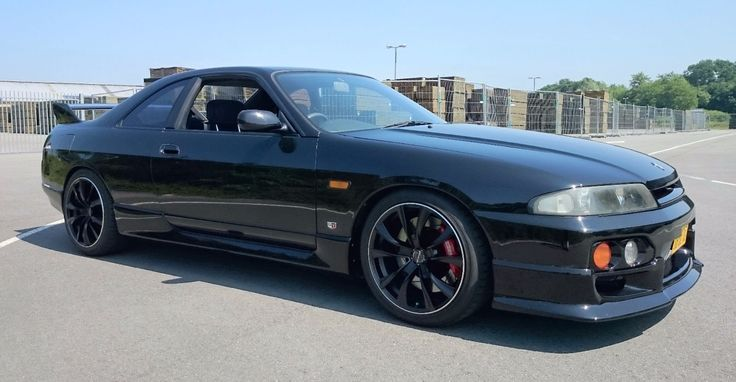 This Nissan Skyline R33 Has More Power Than An Aventador For 6% Of The Price