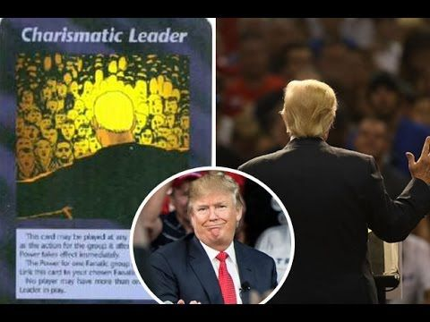 Mysterious Illuminati Card Game 'Forecasted' Donald Trump As President 21 YEARS BACK! - Fusion Laced Illusions
