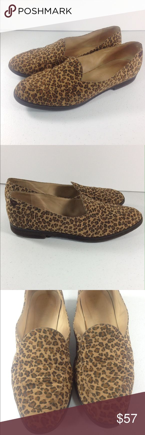 BOTTEGA Veneta Leopard Loafers Size 8.5 38.5 Up for sale is this sassy pair of Bottega Veneta Animal Print Driving Loafers! Leopard is the new neutral!  Womens Size US 8.5 EUR 38.5  CONDITION: Good Condition! Overall signs of wear. Bottega Veneta Shoes Flats & Loafers