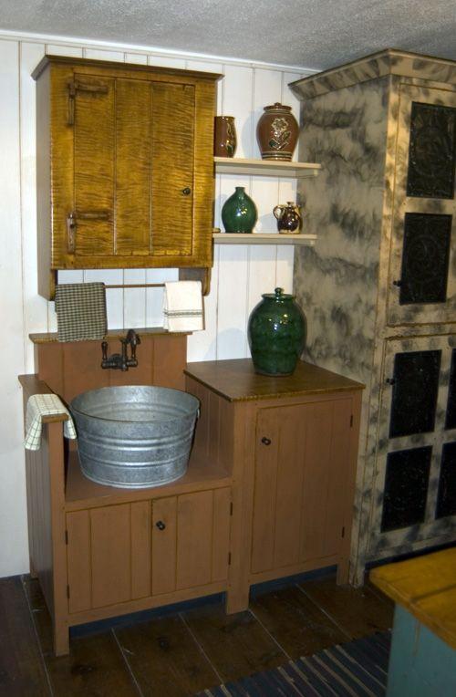 Laundry Rooms Lr001 4 Primitive Decorating Pinterest