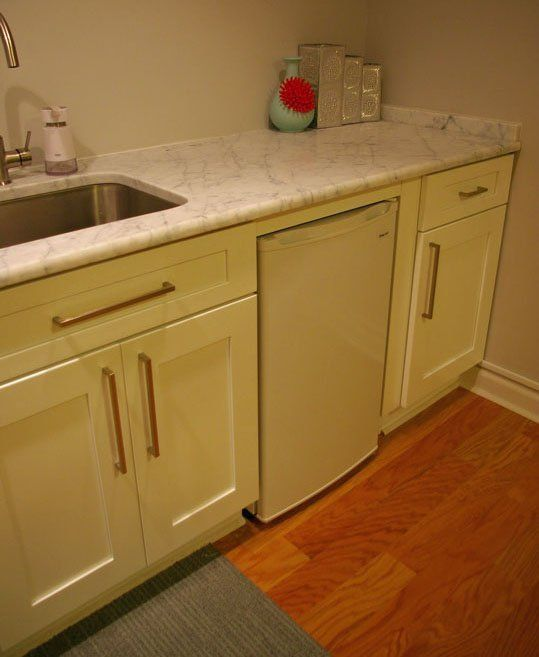 Why an Undercounter Fridge May Set You Back $1K — And How to Get Around It | Apartment Therapy