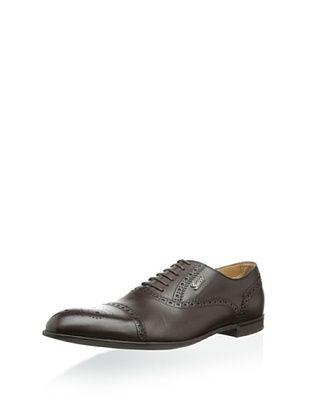 19% OFF Gucci Men's Cap-Toe Oxford (Brown)