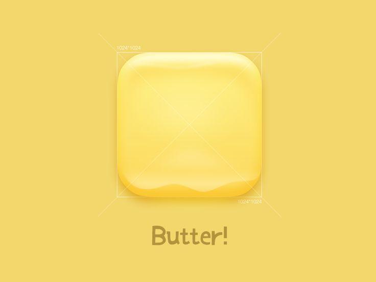 Butter Original: http://ift.tt/1tLVCnZ