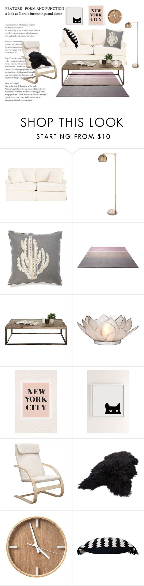 Threshold home decor shop for threshold home decor on polyvore -  Cheap Living Room By Capritcorn Liked On Polyvore Featuring Interior Interiors