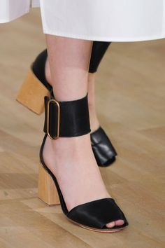 The best shoes at Paris Fashion Week.