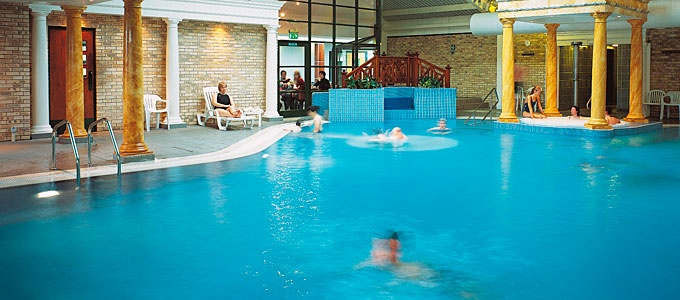 Swimming pool at the Picture of Health Club at BEST WESTERN PLUS Keavil House Hotel