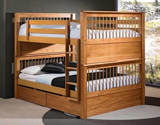17 Best ideas about Adult Bunk Beds on Pinterest