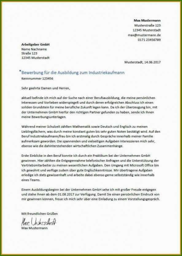 Attraktiv Bewerbungsschreiben Vorlage Ausbildung Bewerbung Schreiben Bewerbungsschreiben Bewerbung