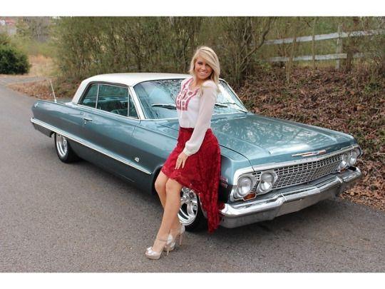 Hotrod Divas 1958 1963 Chevrolet Pinterest Cars And
