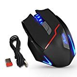 Review for Zelotes F18 Kabellose Gaming Maus Mouse mit 3500 DPI, 2.4G Wireless Kabellos und... - kate chip  - Blog Booster