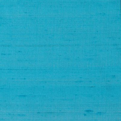 Dupioni Silk Fabric Turquoise