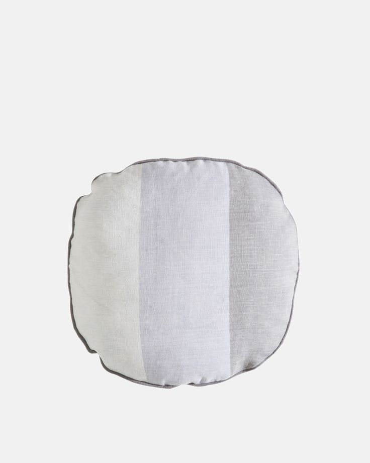 Echo Linen Cushion by Kate & Kate
