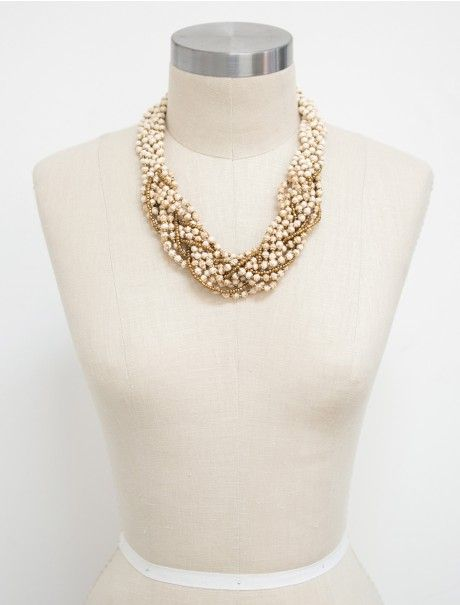31 Bits Joba Braid Necklace - $88