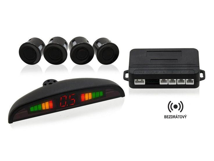 Parkovací asistent s LED displejem a s číselným ukazatelem, využívajícím bezdrátové technologie,pro komfortní vizuální signalizaci vzdálenosti od překážky. Funguje na principu ultrazvukových vln přenesených pomocí senzorů v zadním nárazníku. Aktivuje se zařazením zpátečky.
