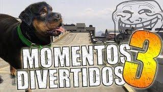 GTA V   Momentos Divertidos #3 (Funny Moments) (GTA 5) - YouTube