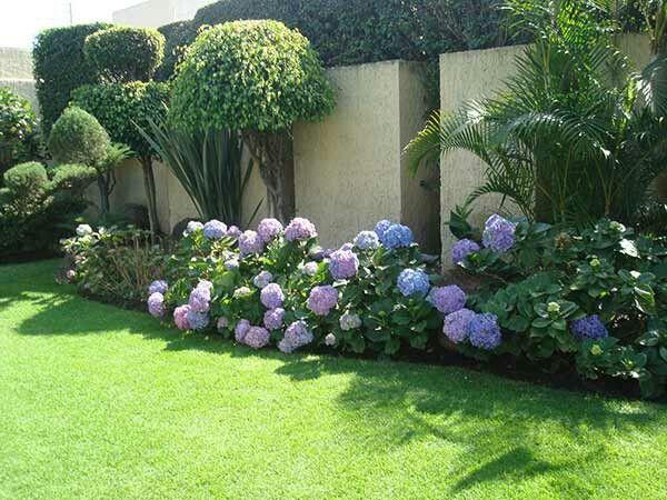 ... giardino piccolo, Giardini contemporanei e Giardini moderni