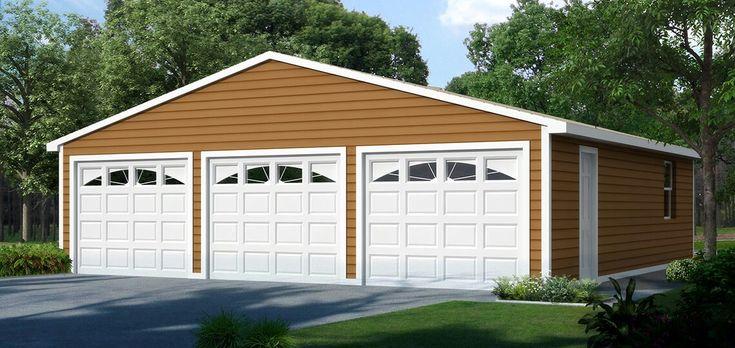 Best 25 3 Car Garage Ideas On Pinterest: 13 Best Three Car Garages For Sale Images On Pinterest
