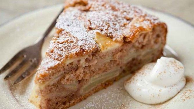 Apple Cinnamon Cake Recipe Bbc