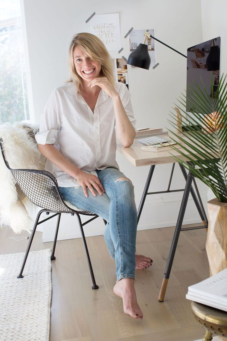 decorist sf office 19. combining parisian + minimal inspired decor is a thing and it\u0027s gorgeous decorist sf office 19 6
