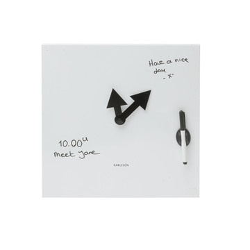 Magnetic Whiteboard Clock